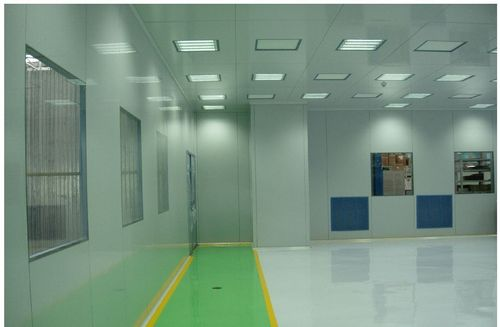 Food Processing Industry Cleanroom