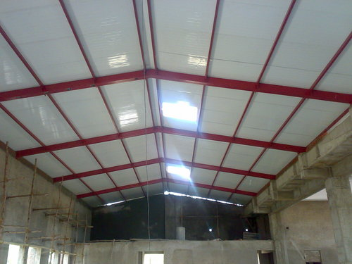 Insulated PUF  Roofing Panels