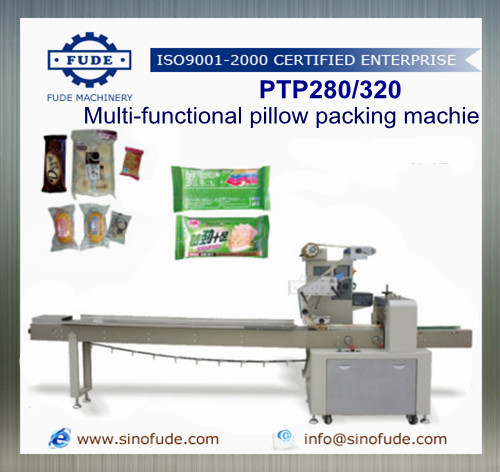 Fold wrapping machine