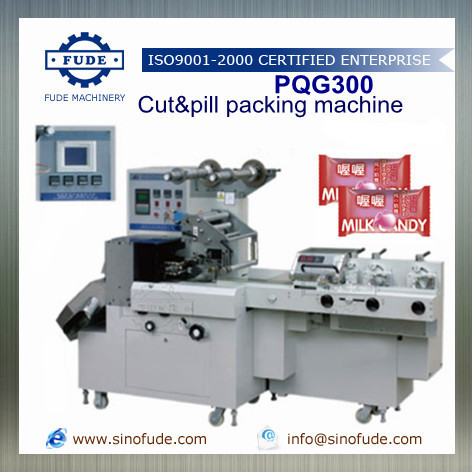 Cut & Pillow packing machine
