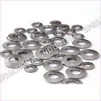 SS Serrated Washers