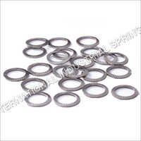 Serrated Spring Washers