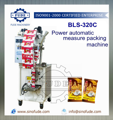 Power automatic measure packing machine