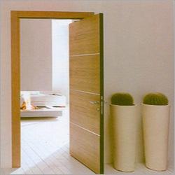 Low Formaldehyde Releasing Interior Flush Doors