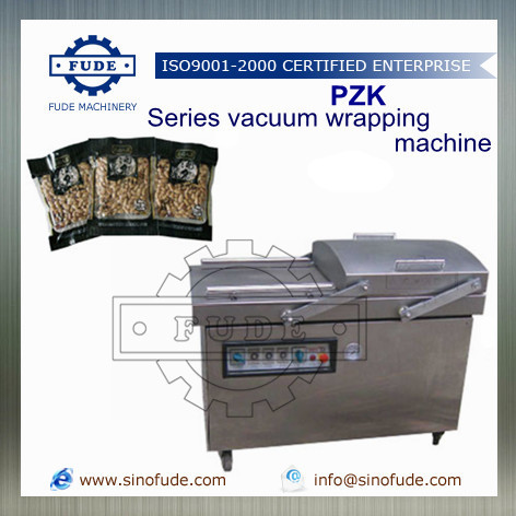 Series Vacuum Wrapping Machine