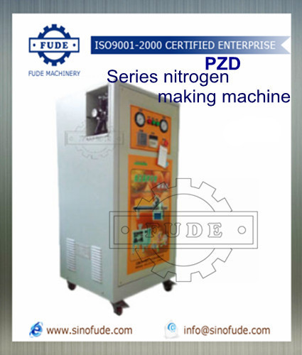 Series Nitrogen Making Machine