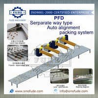 Separate Way Type Auto Alignment Packing System