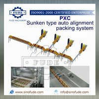Sunken Type Auto Alignment Packing Machine
