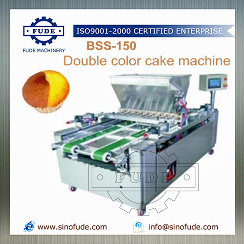 Two Colors Cake Machine