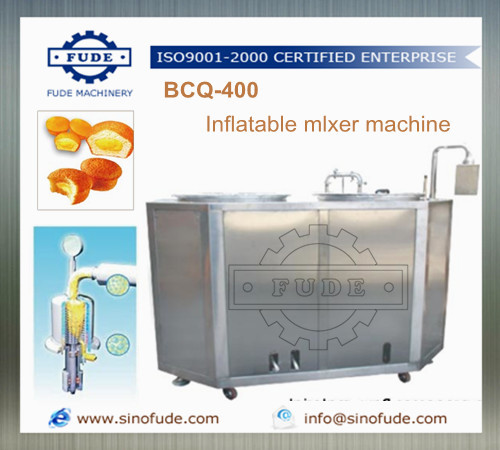 Type Inflatable Mixer