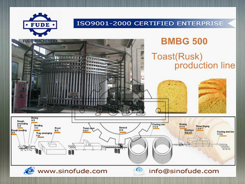 Toast Production Line