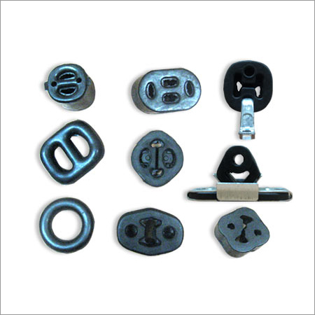 Rubber Extruded and Moulded Parts