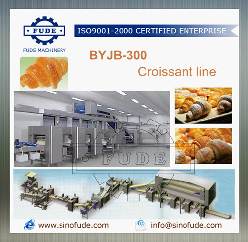 Croissant Line