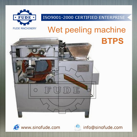 Wet Peeling Machine