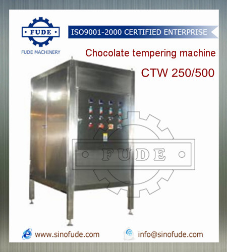 CTW250 Chocolate Tempering Machine