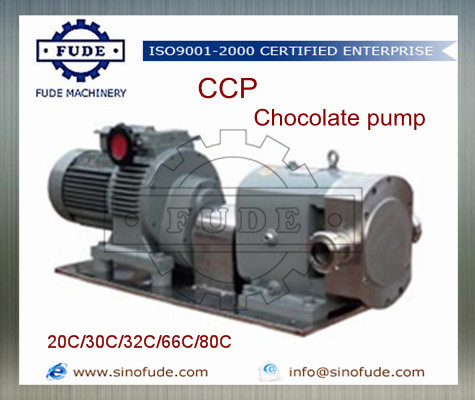 25C Chocolate Pump