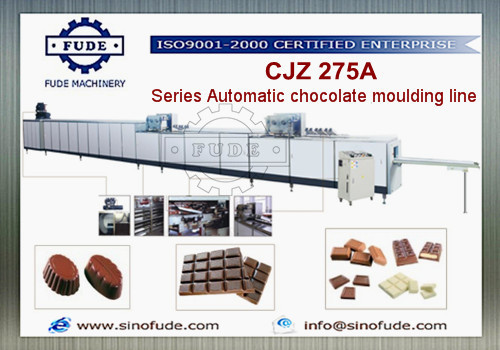 275A Automatic Chocolate Molding Line