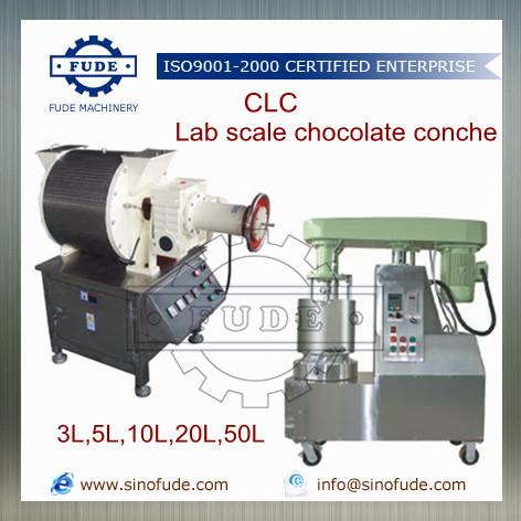 Lab Type Chocolate Ball Mill Machine