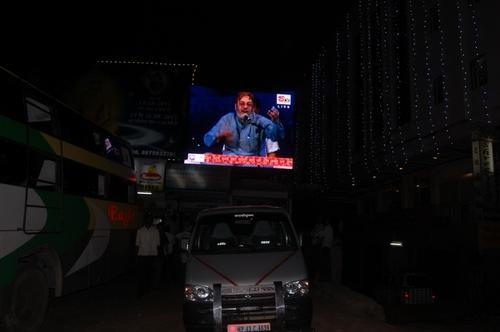 Outdoor Advertising LED Billboard