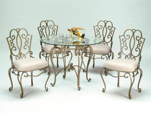 Wrought Iron Metal Furniture