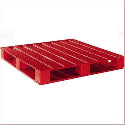 双重甲板平的钢板台