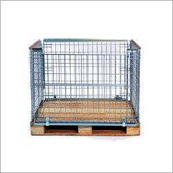 Wire Mesh Retention Cage