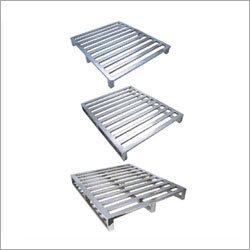 Stainless Steel Flat Pallet