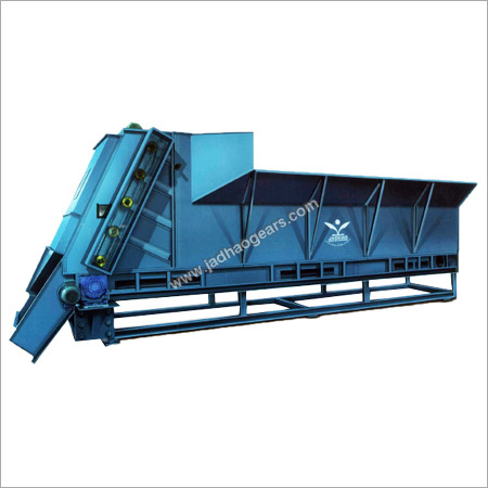 Seed Cotton Tractor Hopper Feeder