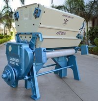 Jumbo 58 Deluxe DR Cotton Gin Machine With Auto Feeder