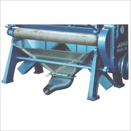 Pneumatic Lint Bottom Suction System