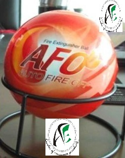 Auto Fire Extinguisher Ball