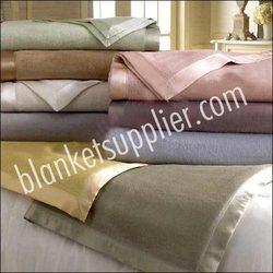 Wool Bed Blanket