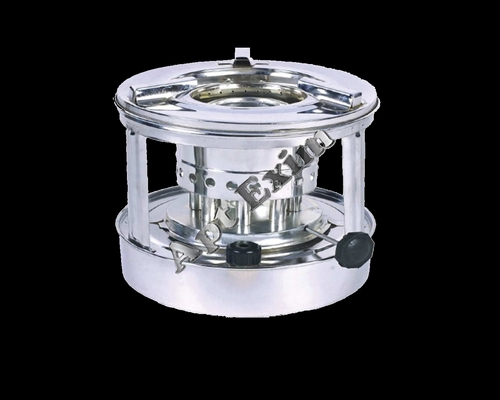 Electroplated Chrome Wick Stove