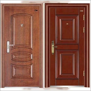 UPVC Safety Doors