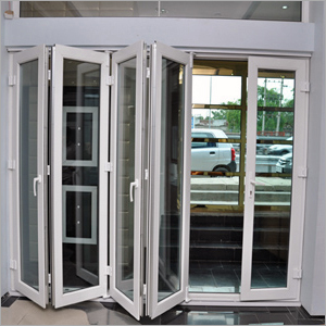 UPVC Folding Sliding Doors