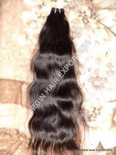 Indian Wavy Hairs
