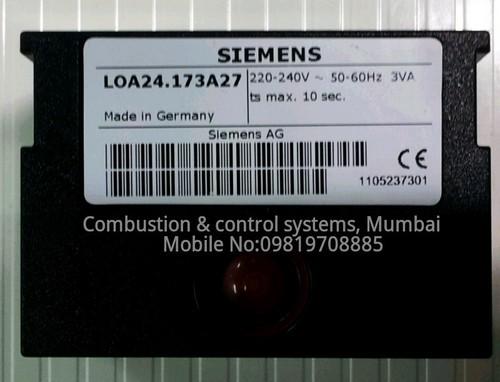 Siemens Control Box LOA24.173A27