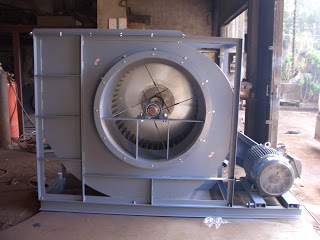Double Inlet Double Width Blower