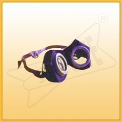 Leather Cup Goggles
