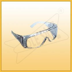 Clear Tough Polycarbonate Goggles