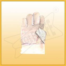 Chrome Leather Reversable Hand Gloves