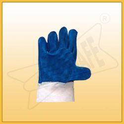 Chrome Leather Gloves