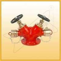 Double Headed Hydrant Valve