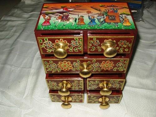 mughal box drawers