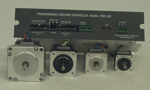 Industrial  Motion Controller