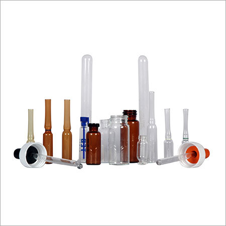 Bend Neck Glass Droppers
