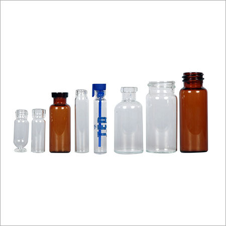 Tubular Glass Vials