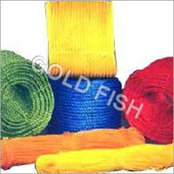 Colored HDPE Twine