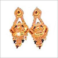 9K Gold Earrings
