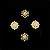 10K Solid Gold Earrings